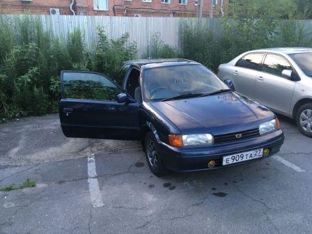 Toyota Corolla II 1995 - отзыв владельца