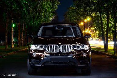 BMW X3, 2016