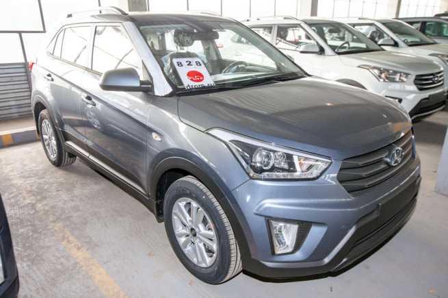 Hyundai Creta, 2018 год, 1 397 650 руб.