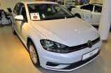 Volkswagen Golf. БЕЛЫЙ ` WHITE SILVER` МЕТАЛЛИК (K8K8)