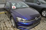 Volkswagen Golf. СИНИЙ `ATLANTIC` МЕТАЛЛИК (H7H7)