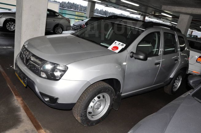 Renault Duster, 2018 год, 1 028 980 руб.