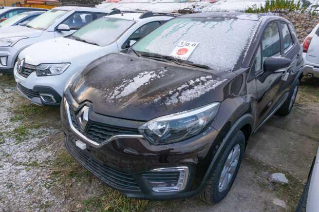 Renault Kaptur, 2018 год, 1 010 980 руб.