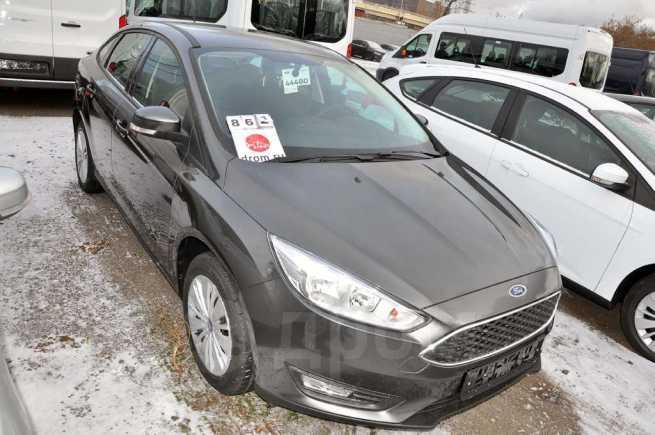Ford Focus, 2018 год, 1 036 500 руб.