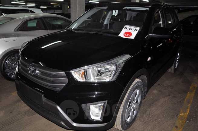 Hyundai Creta, 2018 год, 1 223 500 руб.