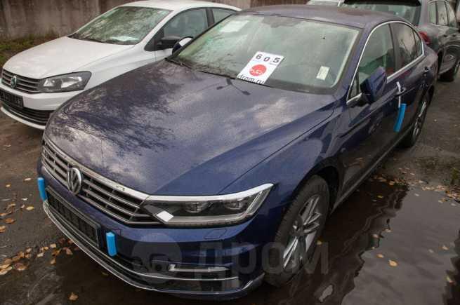 Volkswagen Passat, 2018 год, 2 003 460 руб.