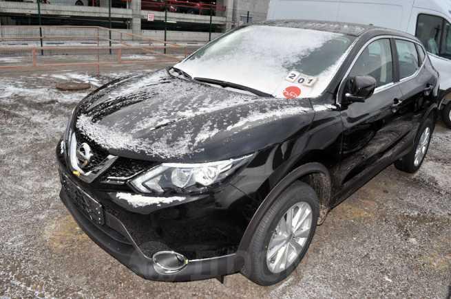 Nissan Qashqai, 2018 год, 1 538 550 руб.