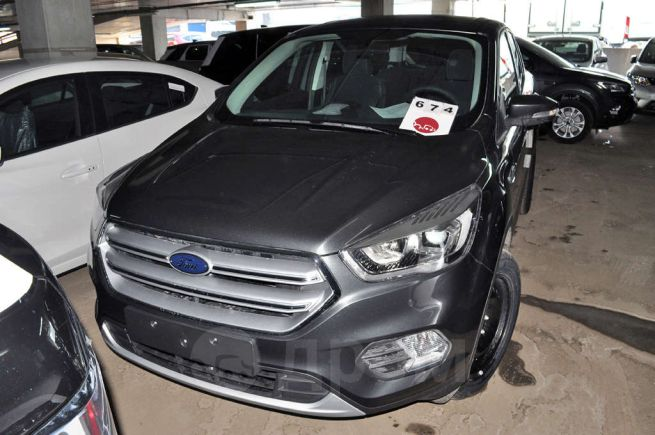 Ford Kuga, 2018 год, 1 555 000 руб.