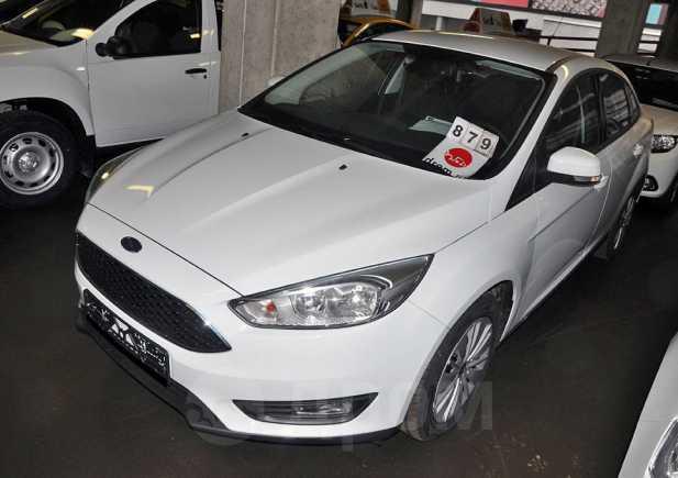 Ford Focus, 2018 год, 1 139 500 руб.