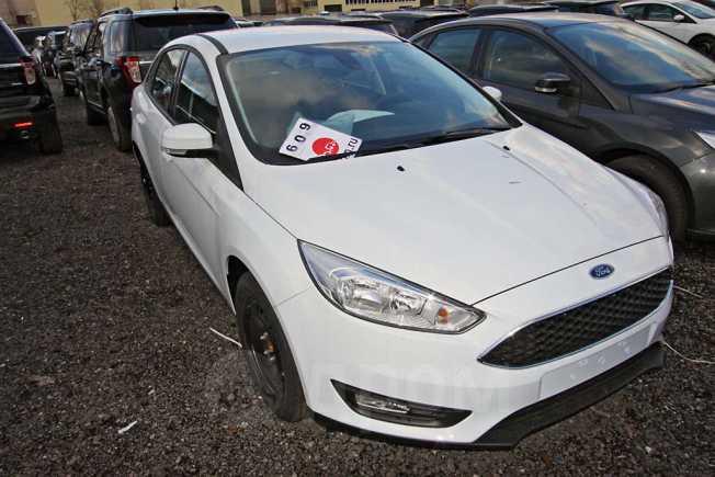 Ford Focus, 2018 год, 1 020 420 руб.
