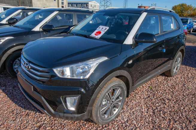 Hyundai Creta, 2018 год, 1 383 960 руб.
