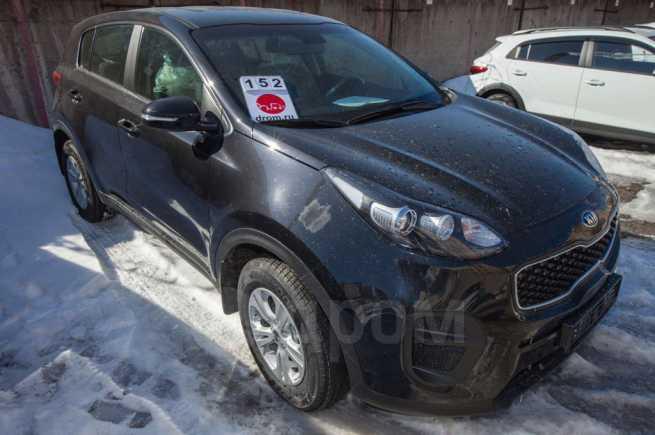 Kia Sportage, 2018 год, 1 449 900 руб.