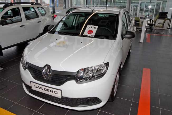 Renault Sandero, 2018 год, 534 000 руб.
