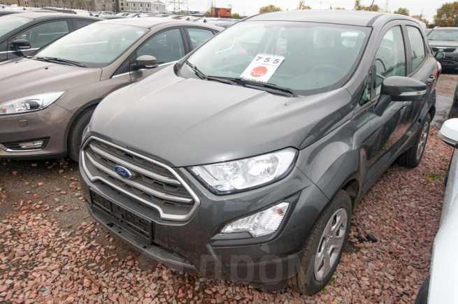 Ford EcoSport, 2018 год, 1 368 200 руб.