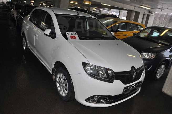 Renault Logan, 2018 год, 743 990 руб.