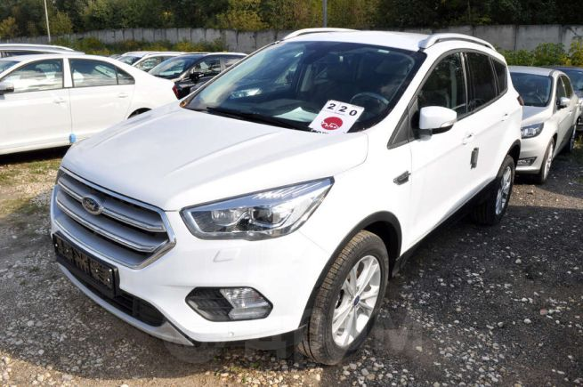 Ford Kuga, 2018 год, 1 834 500 руб.