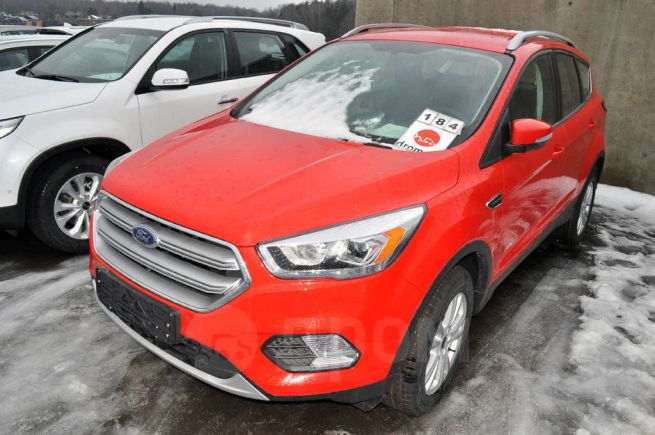 Ford Kuga, 2018 год, 1 786 000 руб.