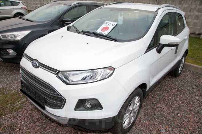 Ford EcoSport, 2018 год, 1 152 000 руб.