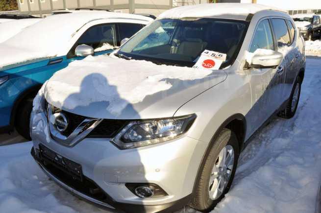 Nissan X-Trail, 2018 год, 1 908 000 руб.