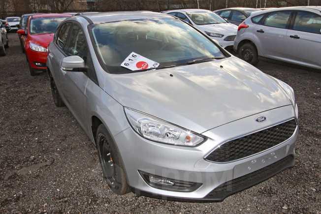 Ford Focus, 2018 год, 1 127 000 руб.