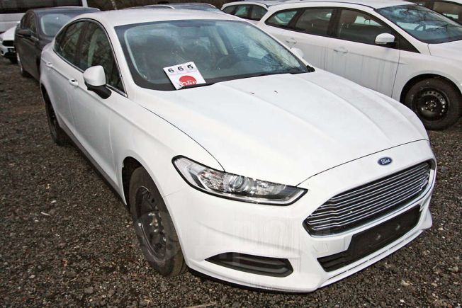Ford Mondeo, 2017 год, 1 513 900 руб.