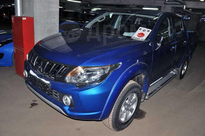 Mitsubishi L200, 2017 год, 1 977 000 руб.