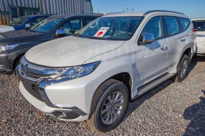 Mitsubishi Pajero Sport, 2018 год, 2 339 000 руб.