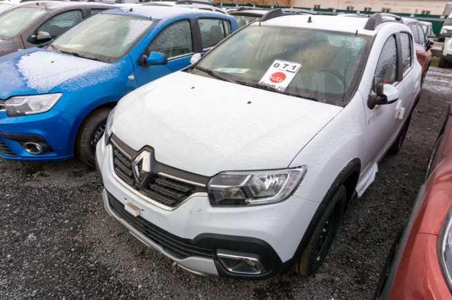 Renault Sandero Stepway, 2018 год, 709 990 руб.