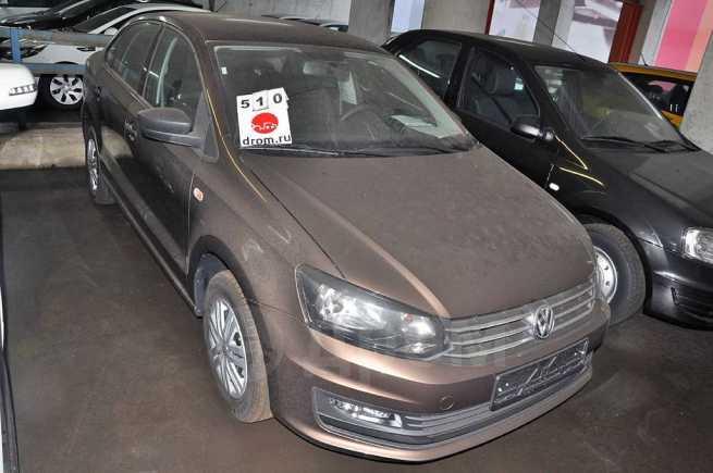 Volkswagen Polo, 2018 год, 728 890 руб.