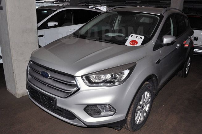 Ford Kuga, 2018 год, 1 602 000 руб.