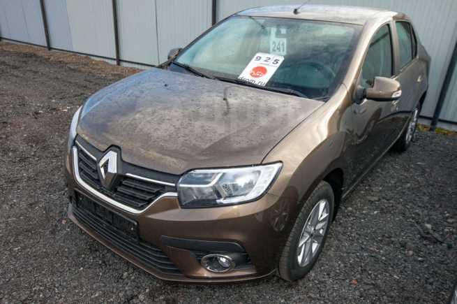 Renault Logan, 2018 год, 862 300 руб.