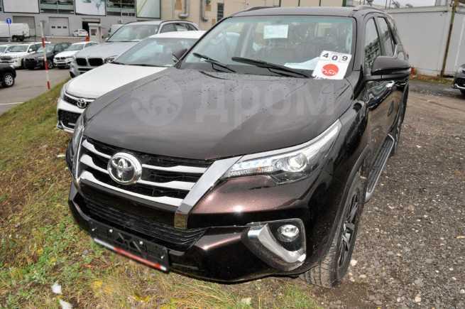 Toyota Fortuner, 2018 год, 2 972 000 руб.
