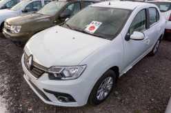 Чехов Renault Logan 2018