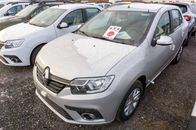 Renault Logan, 2018 год, 707 980 руб.
