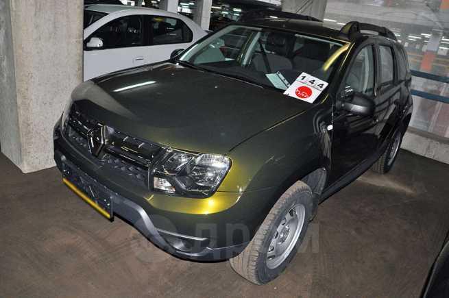 Renault Duster, 2018 год, 1 012 980 руб.