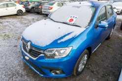 Москва Renault Logan 2018