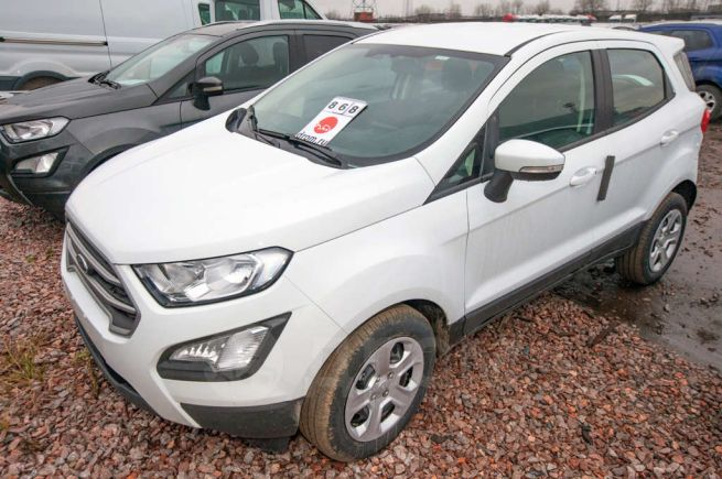 Ford EcoSport, 2018 год, 1 209 760 руб.