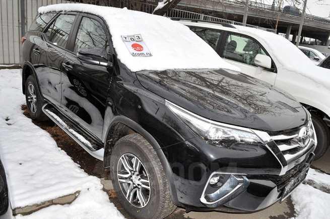 Toyota Fortuner, 2018 год, 2 744 000 руб.