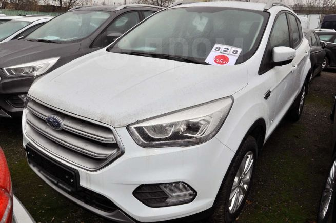 Ford Kuga, 2018 год, 1 795 000 руб.