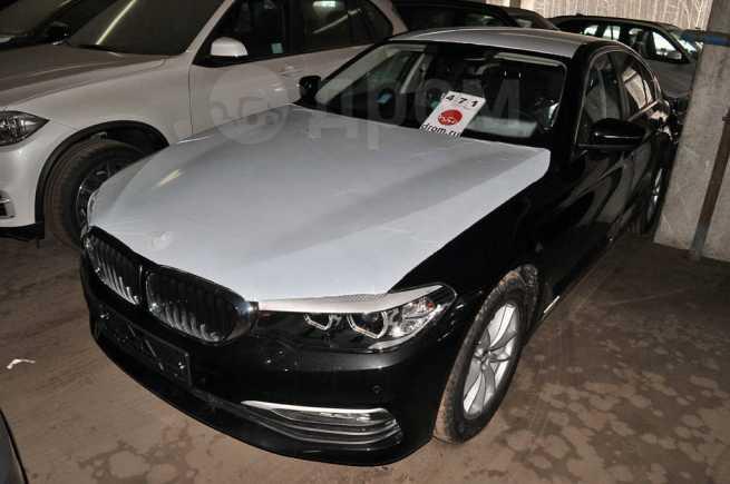 BMW 5-Series, 2018 год, 2 683 768 руб.