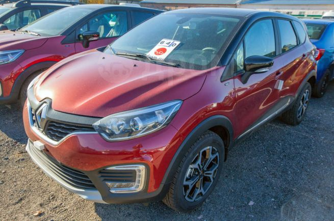 Renault Kaptur, 2018 год, 1 169 960 руб.
