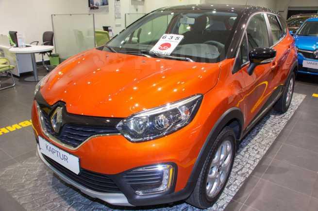 Renault Kaptur, 2018 год, 1 171 980 руб.