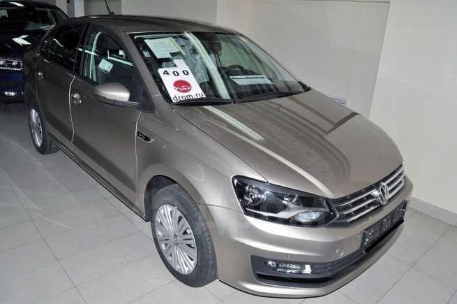 Volkswagen Polo, 2018 год, 848 880 руб.
