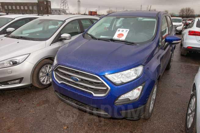 Ford EcoSport, 2018 год, 1 178 000 руб.