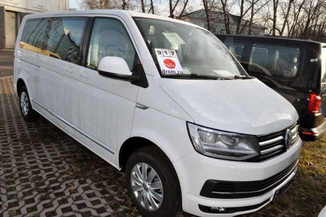 Volkswagen Caravelle, 2018 год, 2 745 524 руб.