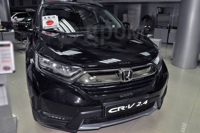 Honda CR-V, 2018 год, 2 479 900 руб.