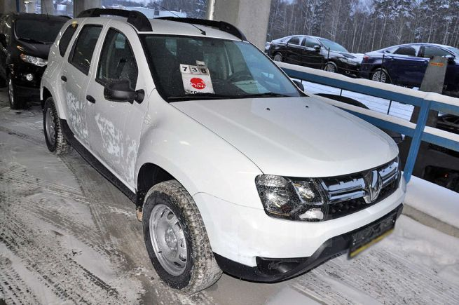 Renault Duster, 2018 год, 996 990 руб.