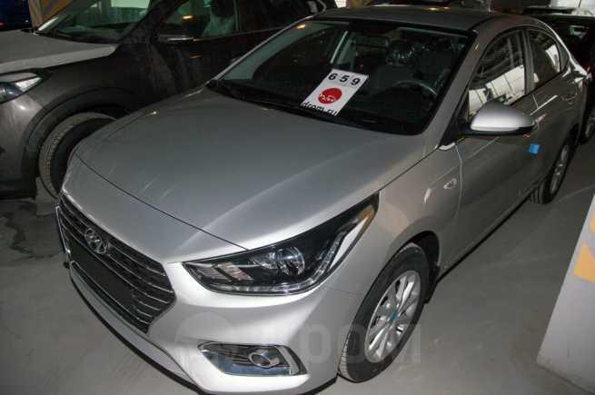 Hyundai Solaris, 2018 год, 929 000 руб.
