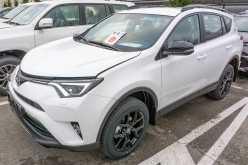 Санкт-Петербург Toyota RAV4 2019