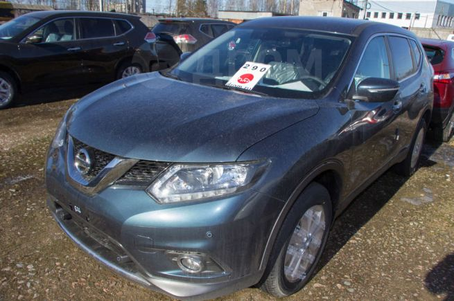 Nissan X-Trail, 2018 год, 1 694 000 руб.